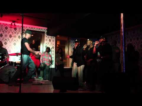 B. Slade - Intro LIVE @ Thursday Bliss w/ The Vocal Ninjas 4.18.13