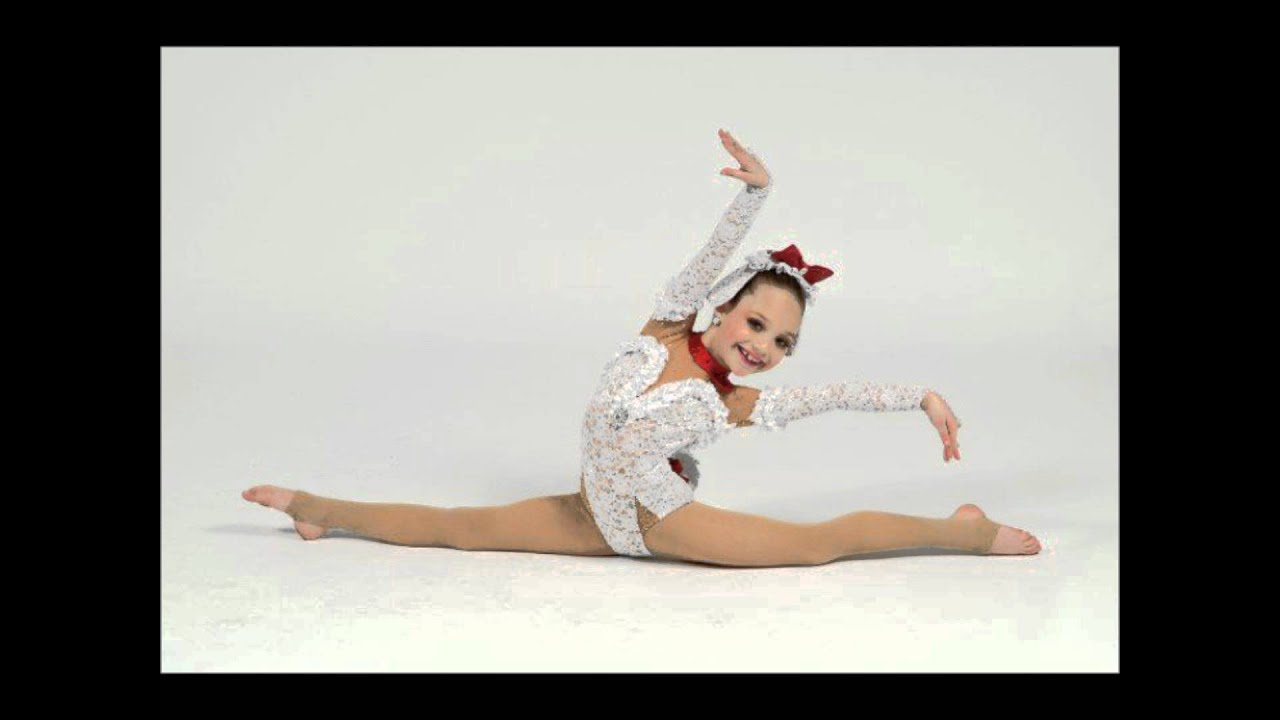 Dance moms oxyjen dancewear photoshoot chloe