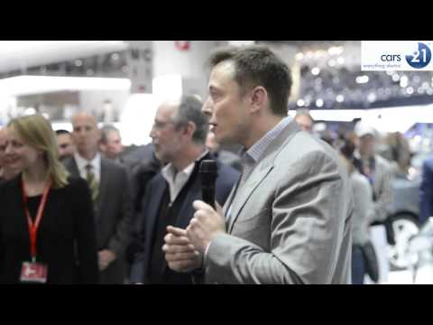 EXCLUSIVE: Q&A with Elon Musk, CEO, Tesla, at Geneva Motor Show 2013 - Part II