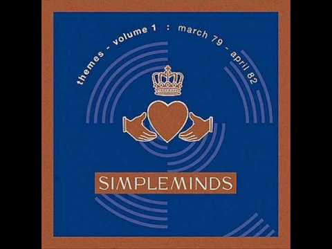 Simple Minds - Themes Vol 1 - theme 5 - Promised You A Miracle
