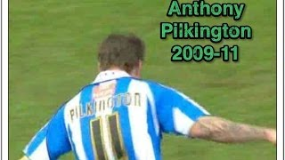Anthony Pilkington | All Goals | Huddersfield Town | 2009-11