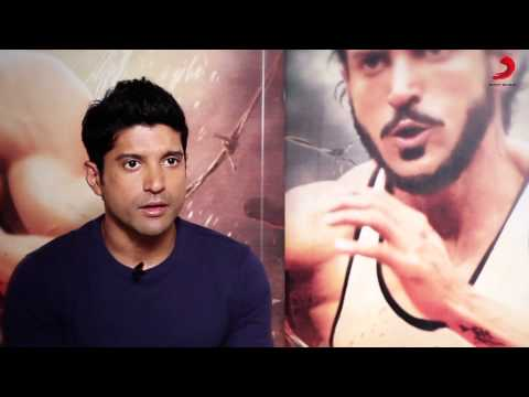 Farhan Akhtar Interview Bhaag Milkha Bhaag Part 2
