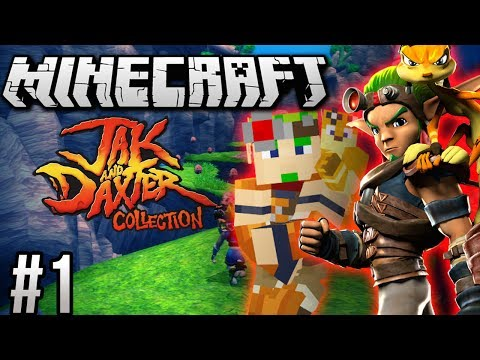 Minecraft: Jak and Daxter Collection Project Episode 1