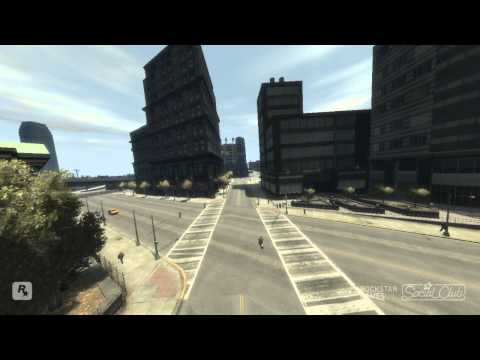 Grand Theft Auto IV – Bike ride