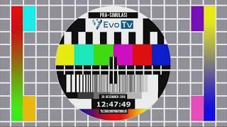 Prasimulasi EVO TV Live Stream