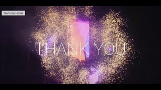 Thank you from #Ultra2017
