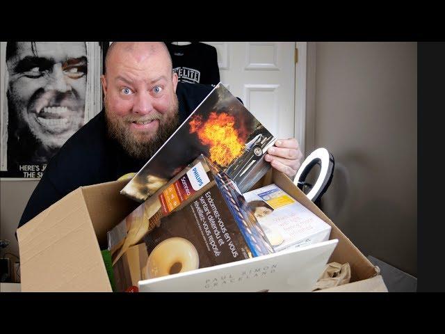 I bought a 1,000 Amazon Customer Returns ELECTRONICS Pallet w Mystery Box