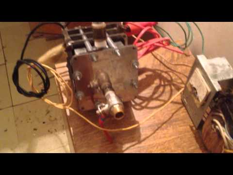 Электролизер своими руками из доступных