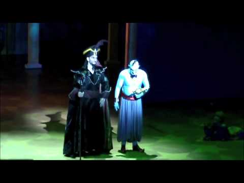 Aladdin: A Musical Spectacular - Genie Jokes on Jafar