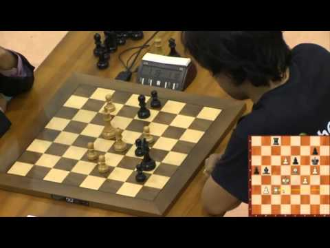 Aronian vs Nakamura - 2014 World Rapid Championship