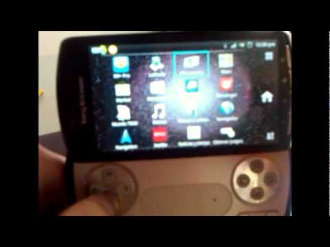 Tutorial para personalizar Sony Ericsson Xperia Play - Android - Sony Ericsson Colombia