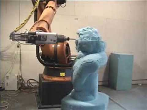 Sculpting A Large Bust Of Bethoven Youtube