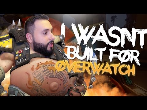 Overwatch Is Not My Game