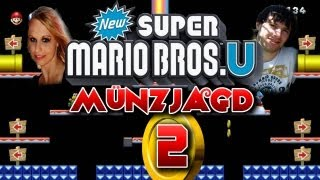 New Super Mario Bros U Münzjagd Münz-Level 2 + Münzeditor