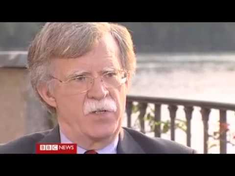 John Bolton defends America the way it should be defended  The Right Scoop