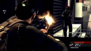 Splinter Cell - Conviction Gameplay Very High