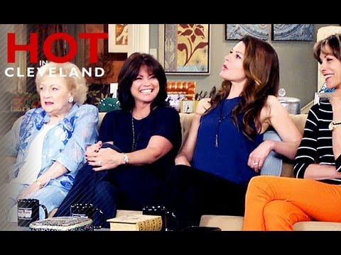 Hot In Cleveland | Larry King Now | Ora TV