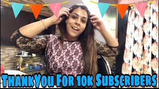 #RituFam || ThankYou All For 10K || LOVE LOVE || Fitness And Lifestyle Channel