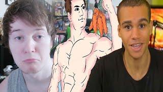 Re Vegan Muscles Yo