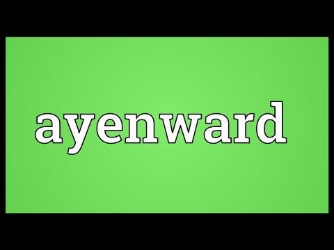 Header of Ayenward