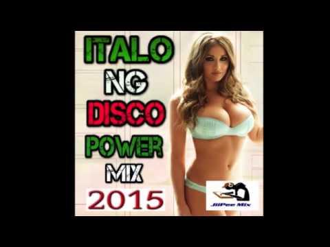 Italo NG Disco Power Mix 2015  (JiiPee Mix)