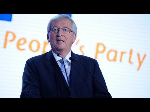 European Parliament leaders set ball rolling for Juncker
