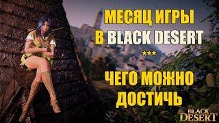 Black Desert Online - ДОСТИЖЕНИЯ ЗА МЕСЯЦ ИГРЫ