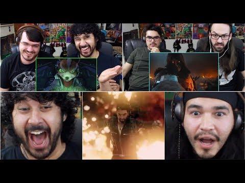 Just Cause 4, Destiny 2: Forsaken, Starlink: Battle For Atlas E3 2018 TRAILER REACTIONS!!! thumbnail