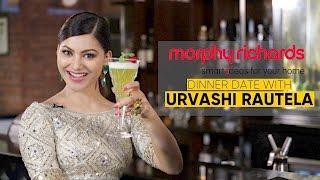 Dinner Date with Urvashi Rautela - Morphy Richards
