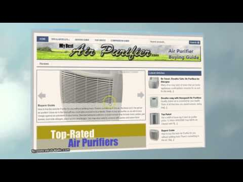 Best Air Purifer Review Site - Reports from Consumers- Comparison - Buying Guide