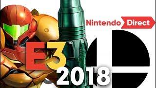 E3 2018 Day 3 Nintendo Press Conference