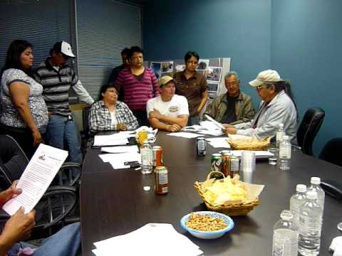 GFN Chief and Council meet with Premier Gold Mines Ltd.