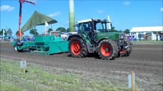Fendt 512 C Turbomatik beim Trecker Treck in Nindorf 2014 [FullHD]