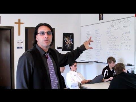 Applied Media Arts Promo - Crespi Carmelite High School