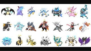 Alola Form Pokemon Starter From Gen 1 To Gen 7 - Future Pokemon Evolution.