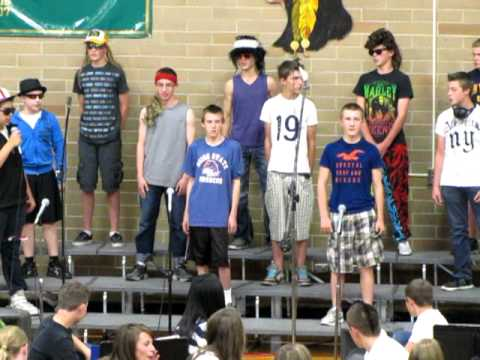 Lake Hazel Middle School Choir