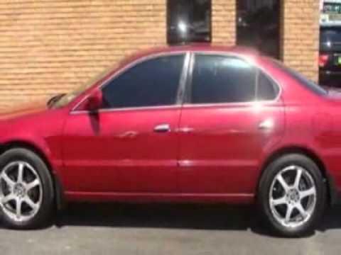 2001 Acura TL 4dr Sdn 3.2L Sedan – San Antonio, TX