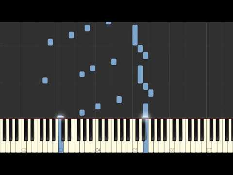 Für Elise - Synthesia Tutorial, Based On First Print