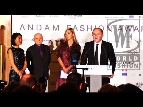 Andam Fashion Award Paris