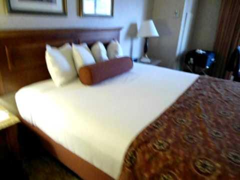 Harrah's Las Vegas Room 1023 Mardi Gras Tower