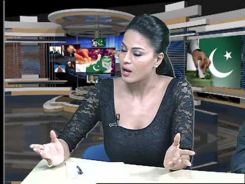A. Haq Exclusive Interview with Veena Malik Part 2