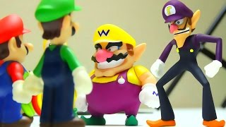 Mario Fables - Wario and Waluigi (Ep. 25)