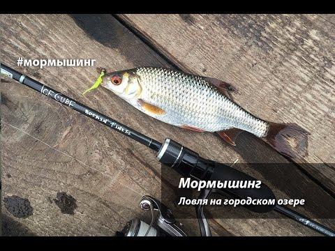 ловля рыбы на мормышинг