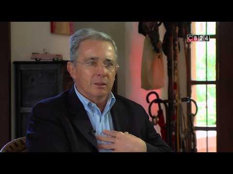 Centroamérica Habla: Alberto Padilla conversó con el expresidente, Álvaro Uribe (Parte 3)