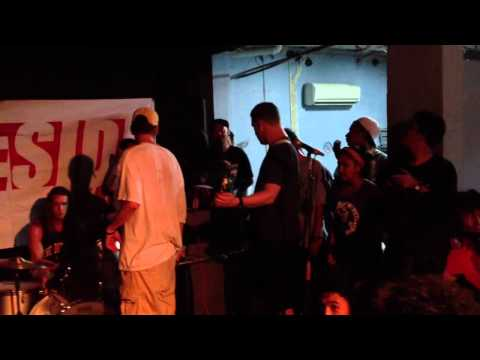 BANE SOUTH ASIA TOUR 2012 AT ROSSI MUSIK, JAKARTA INDONESIA PART I (HD)
