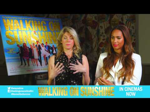 Hannah Arterton & Leona Lewis Interview Clip: How did you get involved in the film? [Vertigo Films]
