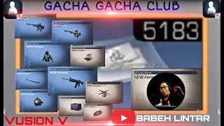 GACHA FUSION V 5000 FORMULA SHARD