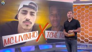 Amigos do MC Livinho 0 X 4 Amigos do Tchê Tchê - Amistoso 2016