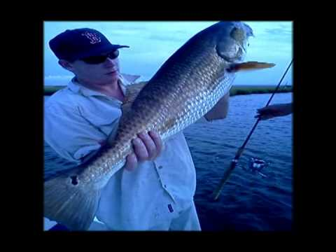 FishOn! TV w/ TeamDuckMeat Episode 1. Bull Reds In Hopedale