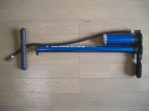 自転車の 自転車 空気入れ 携帯 ゲージ : 自転車用空気入れ(フロア ...